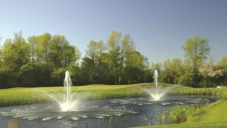 Wild Bluff Golf Course – Brimley, MI