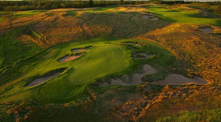 Erin Hills - Site of the 2017 U.S. Open