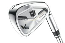 Wilson's new FG Tour V6 Irons will be released on 1/9/17.