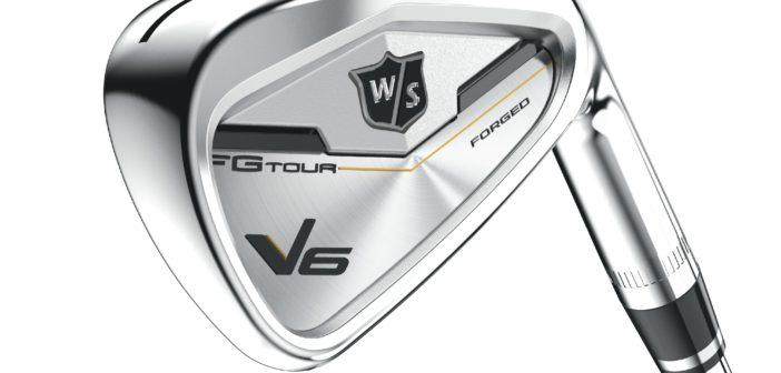 Wilson Golf to Release FG TOUR V6 IRONS on Jan 9th, 2017 – The Ultimate Feel, Feedback and Forgiveness