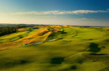 The Pete Dye Golf Course at French Lick Resort - Indiana's 2017 Course of The Year.