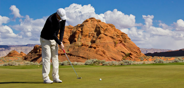 An Old Friendship Renewed – The Red Rock Golf Trail in St. George, Utah Features 10 Superb Courses and Sunny Skies Galore