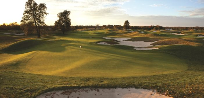 Purgatory GC, a spectacular Ron Kern design just outside of Indianapolis.