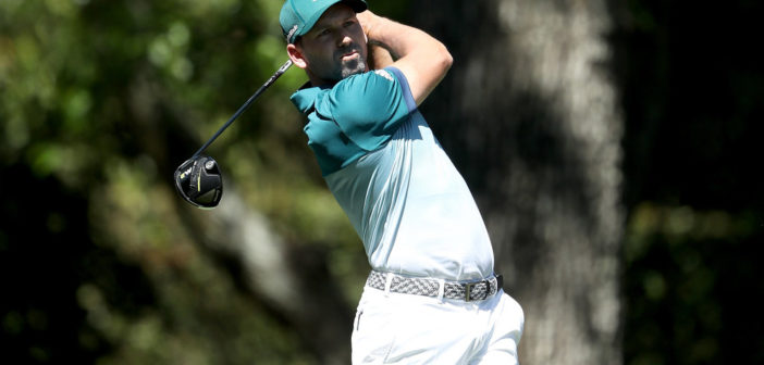 TaylorMade's Sergio Garcia Breaks Through for First Major Championship with Triumphant Victory at The Masters