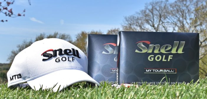 Snell Golf Announces Father's Day Gift Pack- Includes 2 Dozen My Tour Golf Balls and Free Hat Promotion