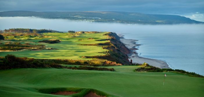 Postcards from Cape Breton Island: An Early Morning and a Late Night at Seaside Cabot Links