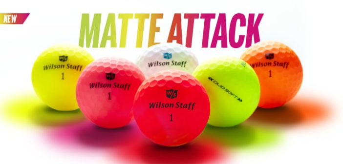 Wilson Staff Launches All-New DUO Soft Line Complete with World's Softest DUO Soft Optix Golf Balls, Available in Six Matte Finishes