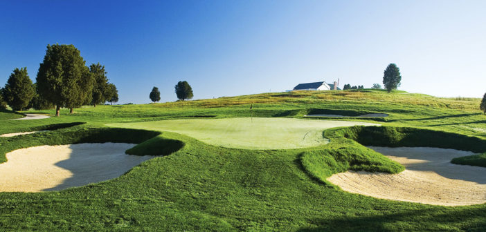 A Classic Creation in the Hoosier Hills- The Donald Ross Course at French Lick Resort