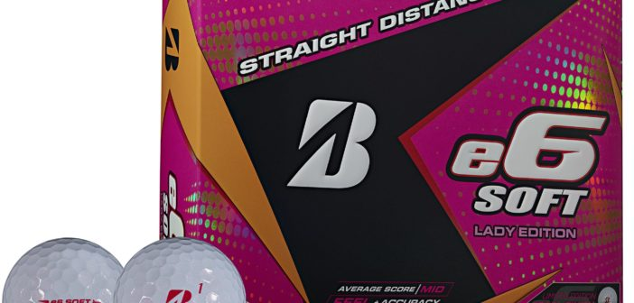 Bridgestone Golf Launches e6 SOFT Lady Edition for Mother's Day