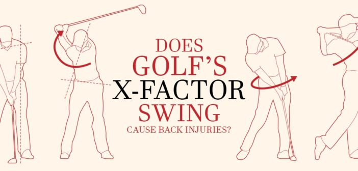 Does Golf's 'X-Factor' Swing Cause Back Injuries?