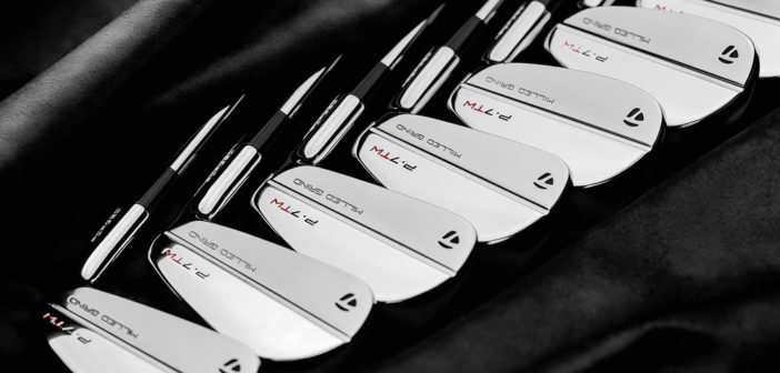 TaylorMade Golf Company Announces Release of P•7TW™ Irons—a Premium Set of Blades Co-Designed by Tiger Woods & TaylorMade Golf