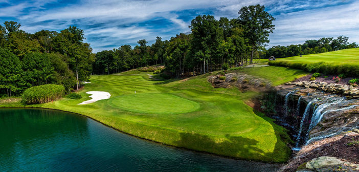 SULTAN'S RUN GOLF CLUB: 18 HALLMARK HOLES IN THE HOOSIER HILLS
