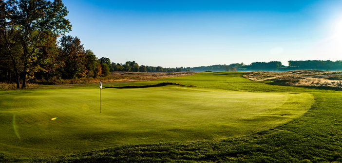 Island Resort Intercollegiate at Sage Run Brings Division 1 NCAA Men's Golf to Michigan's Upper Peninsula