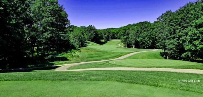 St. Ives Golf Club – Part of Tullymore's Memorable Golf Experiences