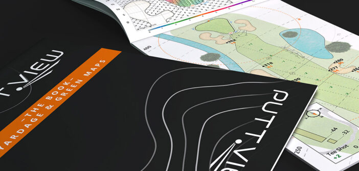 """""""The Book"""" By PuttView Named Preferred Yardage And Greens Map Book Of AmateurGolf.com"""